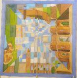 St Andrews Monuments, Habotai 8 90x90 cm