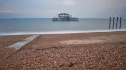Brighton Long exposure
