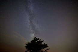 Wittering Milky way