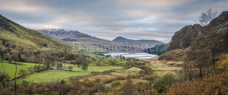 Snowdonia valley
