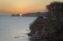Old Haryys sunrise
