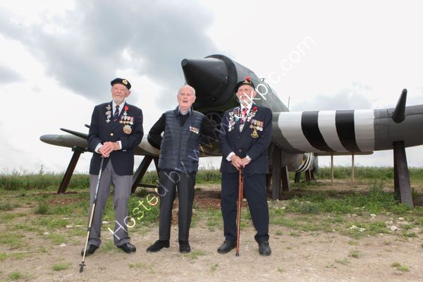 Veterans at Chalke Valley History Festival