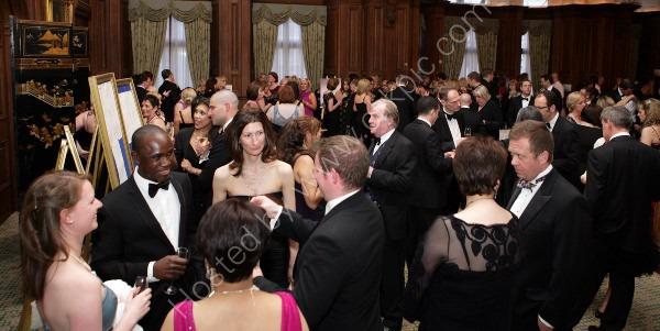 Pre-Awards Reception at Landmark Hotel London