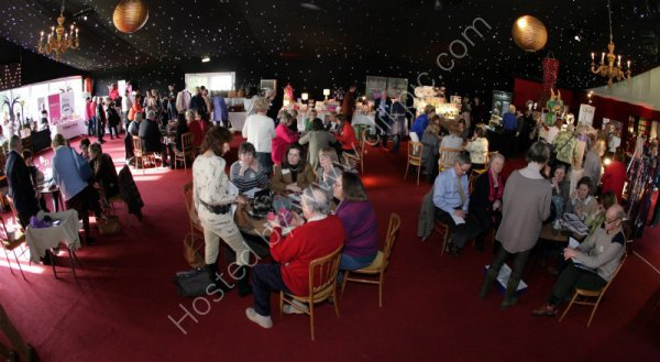 Charity Fair Association AGM at The Elvetham Hotel in Hampshire.