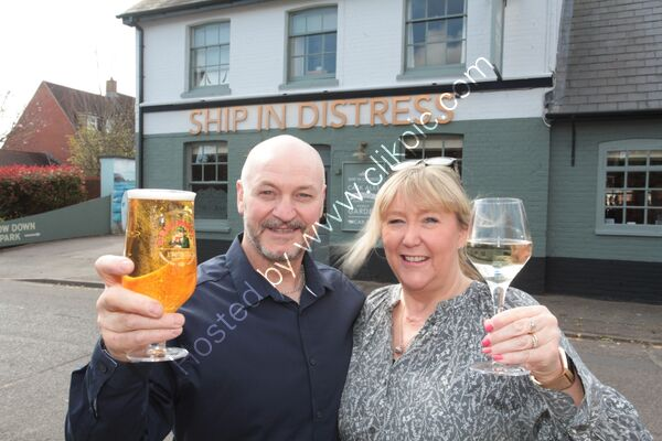 Launch of a new Pub venture.