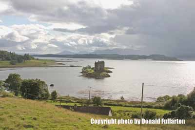 Castle Stalker, near Appin