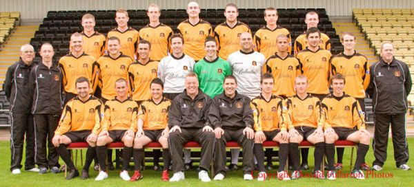 Dumbarton Football Club 2008-9