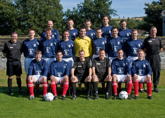 Vale of Leven Juniors 2009-10