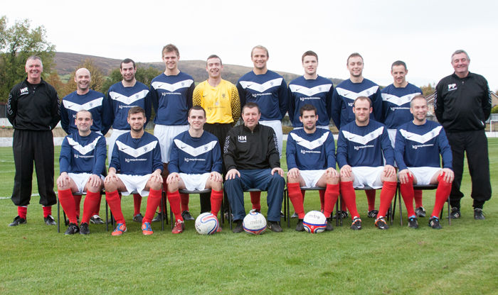 Vale of Leven Juniors 2012-13