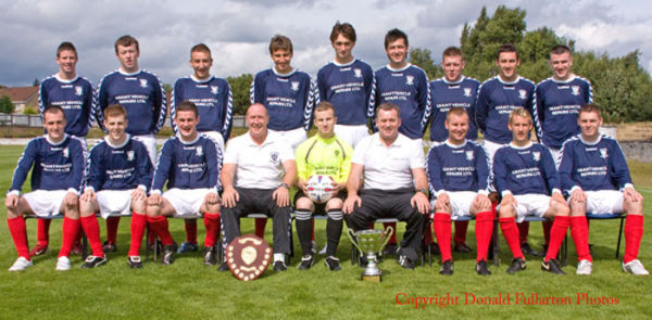 Vale of Leven Juniors Under 21 XI
