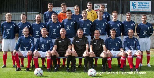Vale of Leven Juniors 2010-11