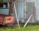 Outbuilding and Trailer