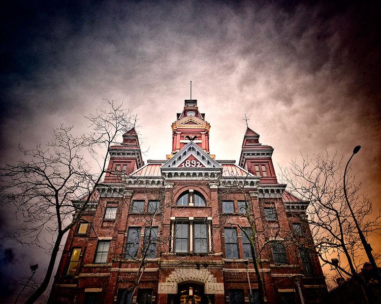 City Hall 1892
