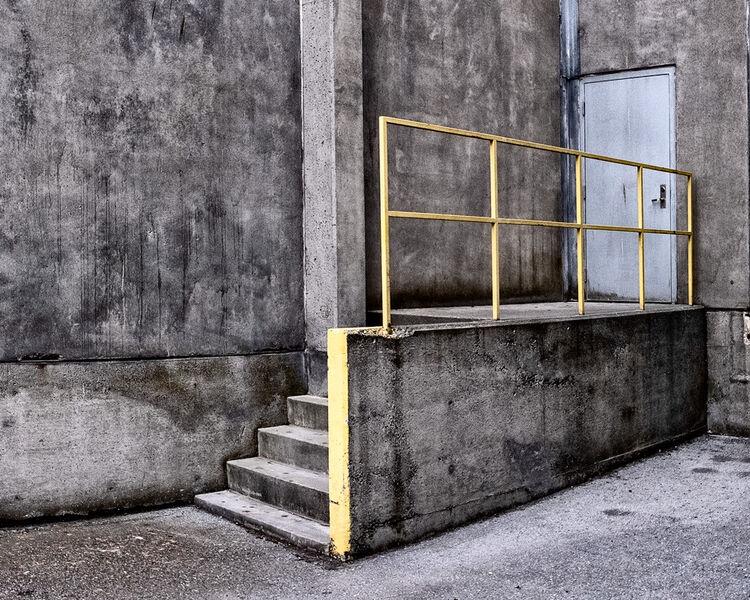 Back-Door-Railing