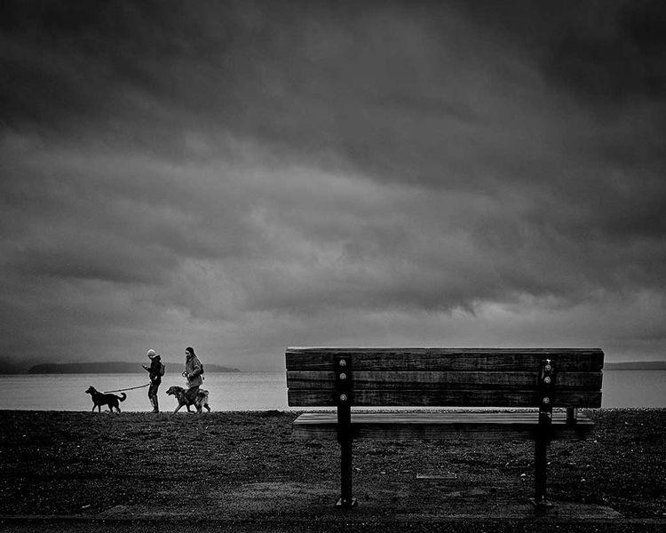 Gloomy Walk