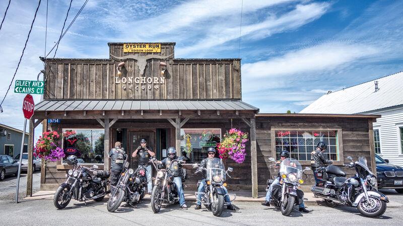 Longhorn Riders