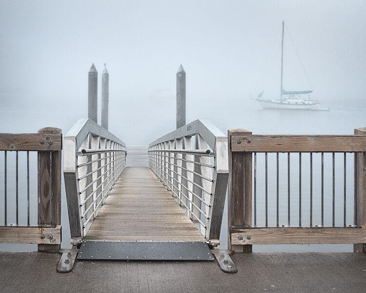 Ramp in Fog