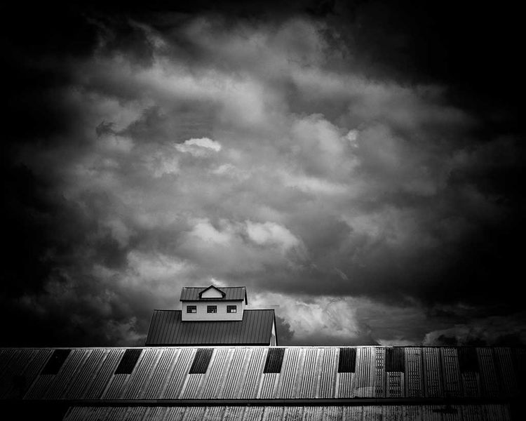 Rooftops to Granary