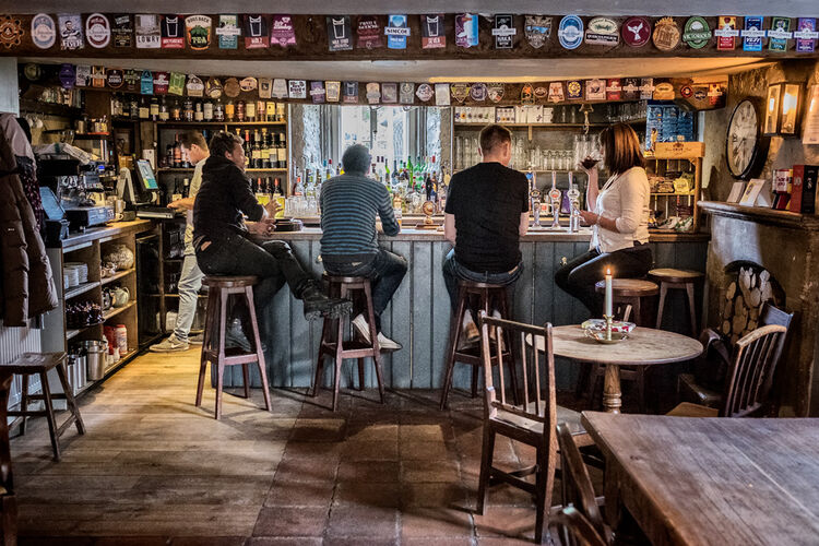 Talbot Inn Bar