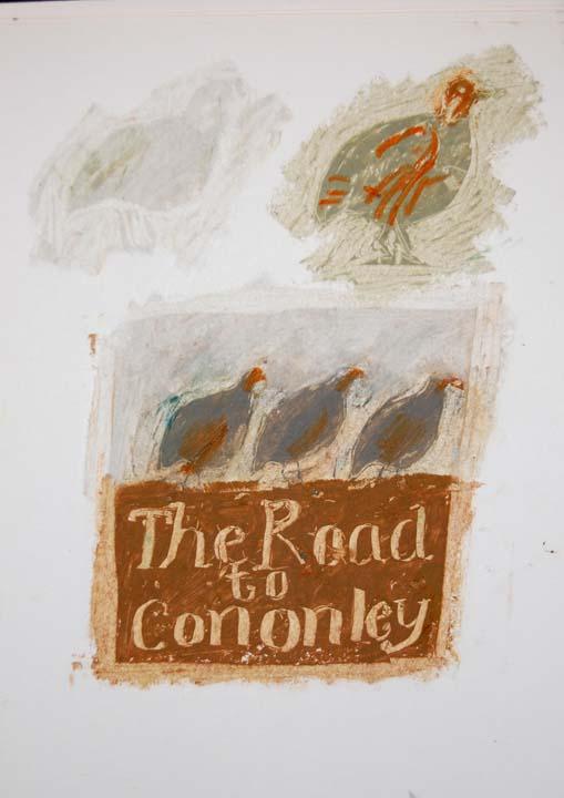 The Road to Cononley