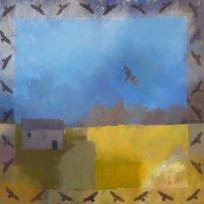 Bordered landscape