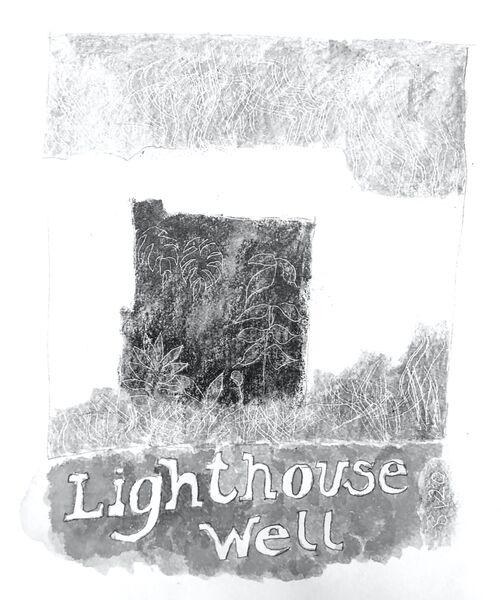 Lighthouse well, Dunnet