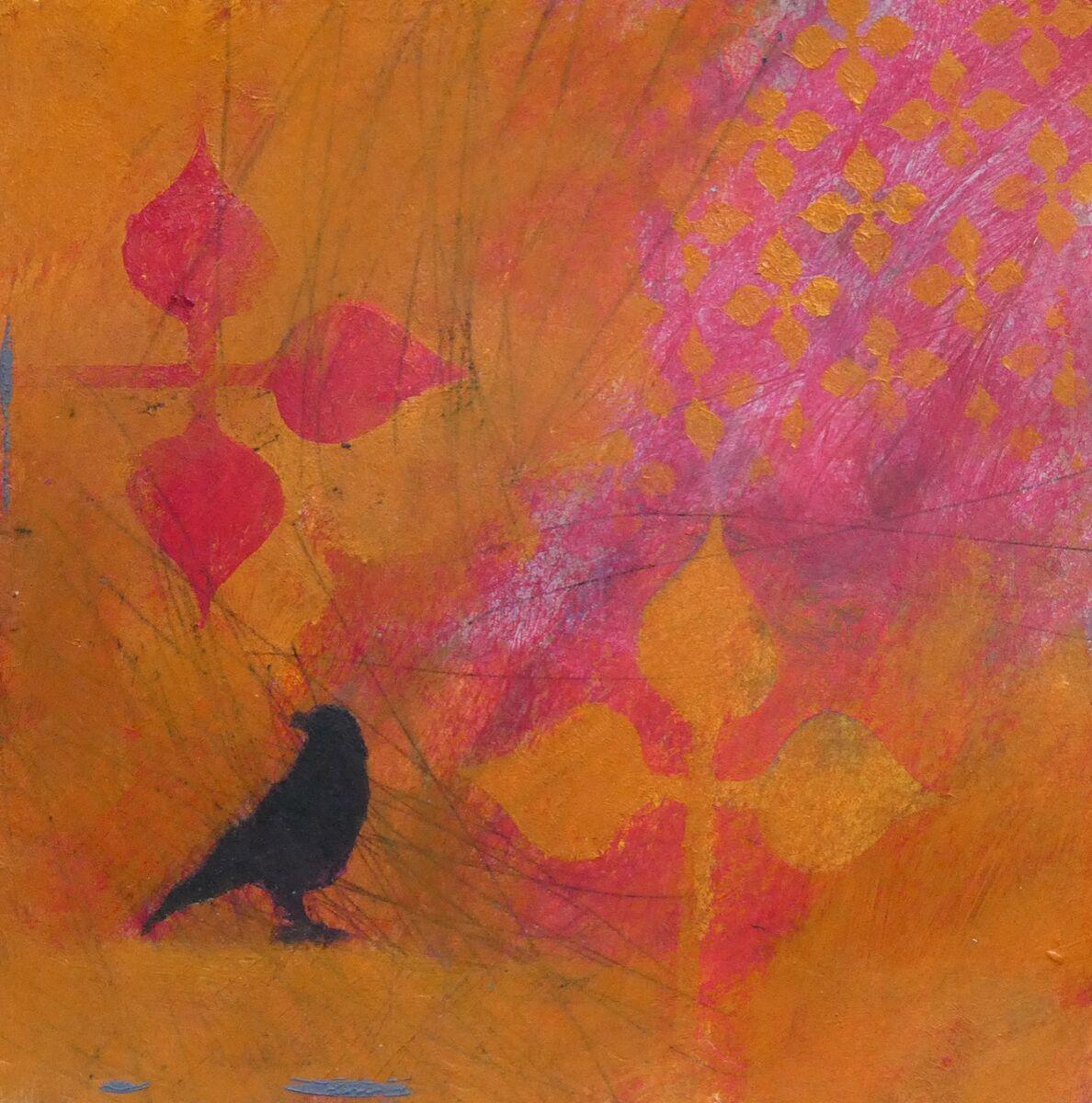 Crow curtain