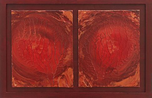 Copper Beech - Dyptych