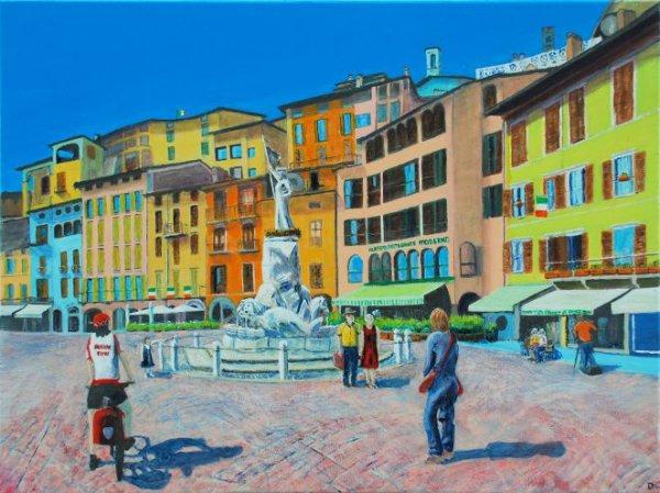 Lovere - Street Scene