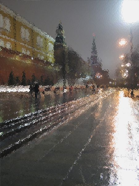 1st Wet Moscow night - JF