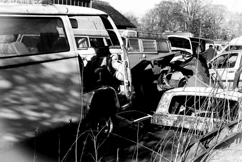2nd Machine graveyard - AG