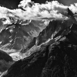 Aiguille Verte, Chamonix