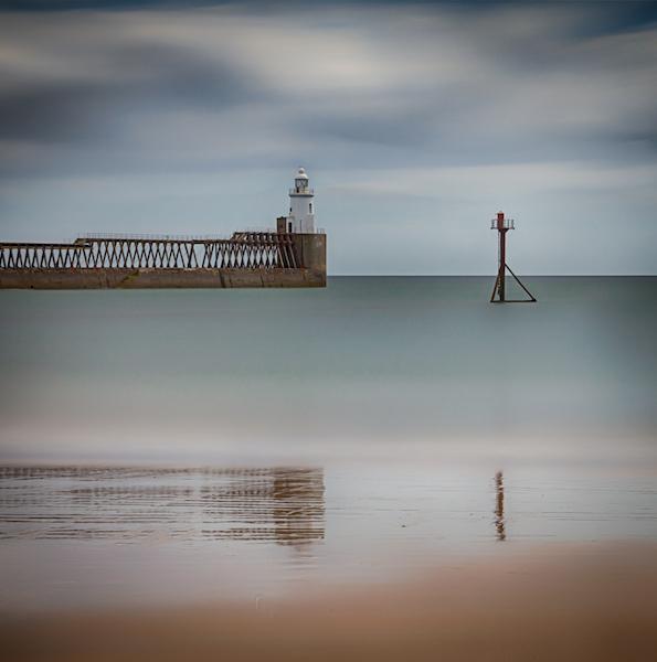 Blyth old pier