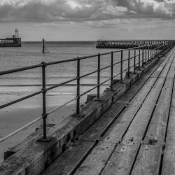 Blyth pier