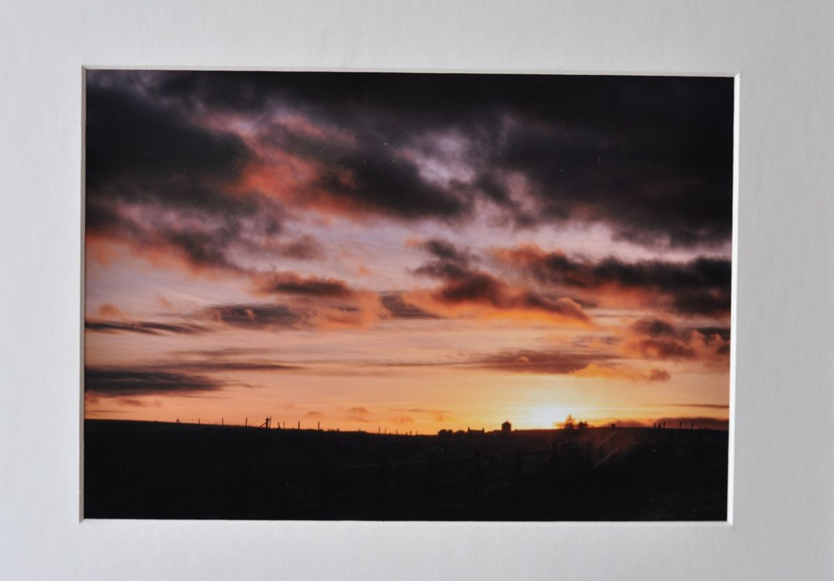 G2 COL 3 Mearns Sunset