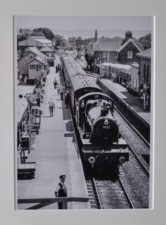 G3 MON 3 West Somerset Railway