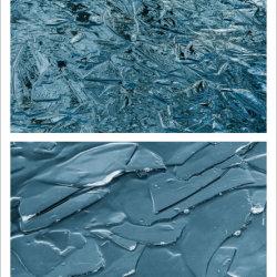 Ice Diptych