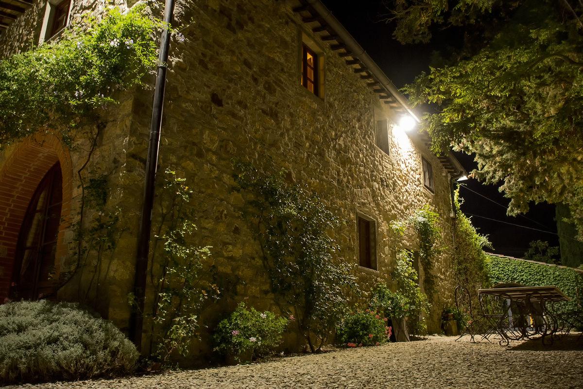 Midnight in Tuscany