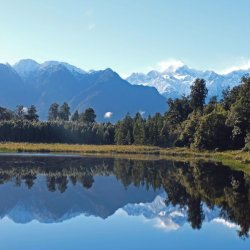 Novice colour 2nd Lake Matheson - BH