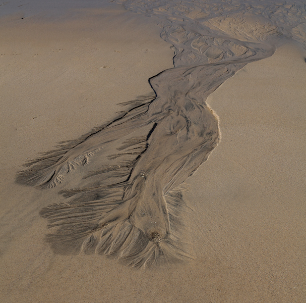Sand pattem