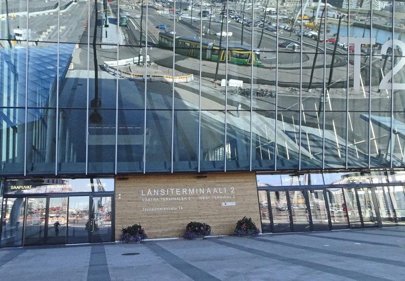 Terminal 2 Helsinki
