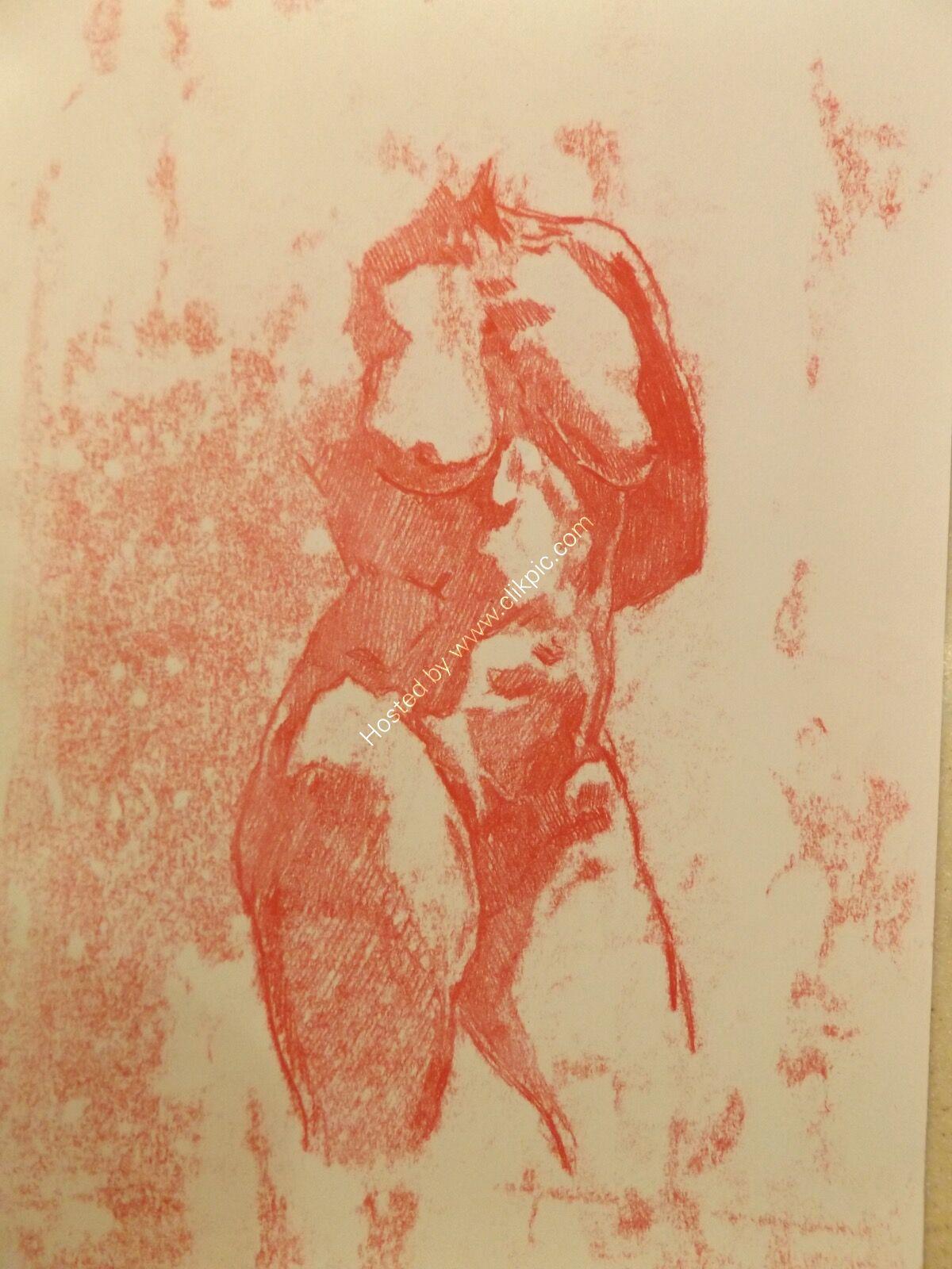 Mono 192. Female torso.