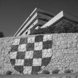 Croatia deserted resort
