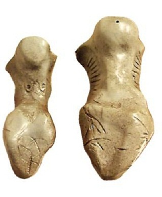 Adam & Eve(Neolithic style).