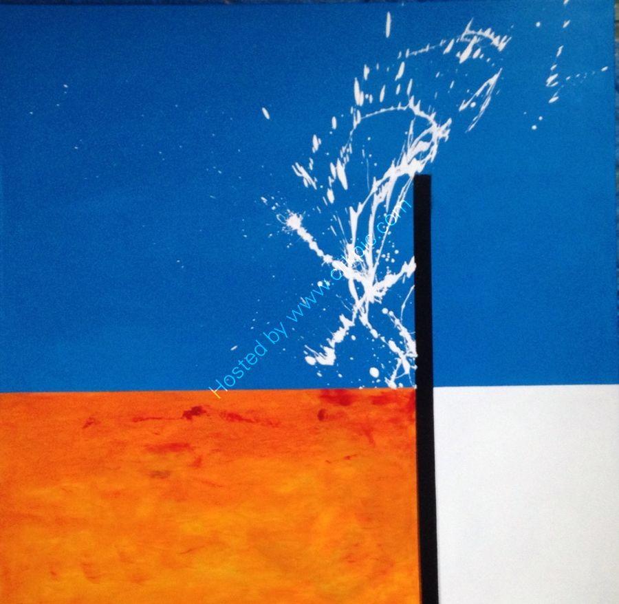 The Mondrian Splash
