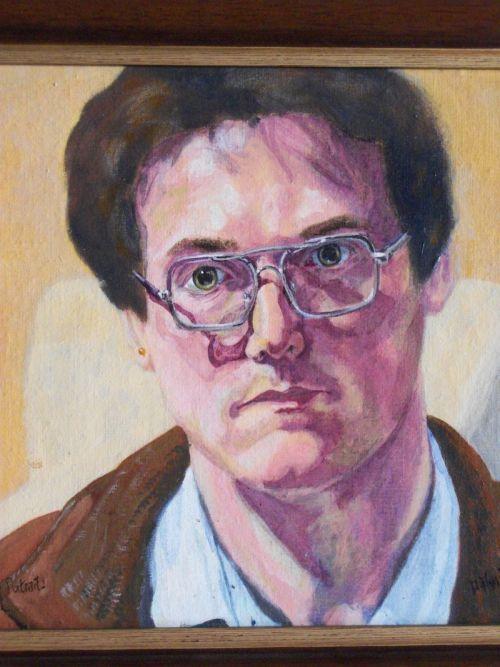 SELF PORTRAIT 1989.