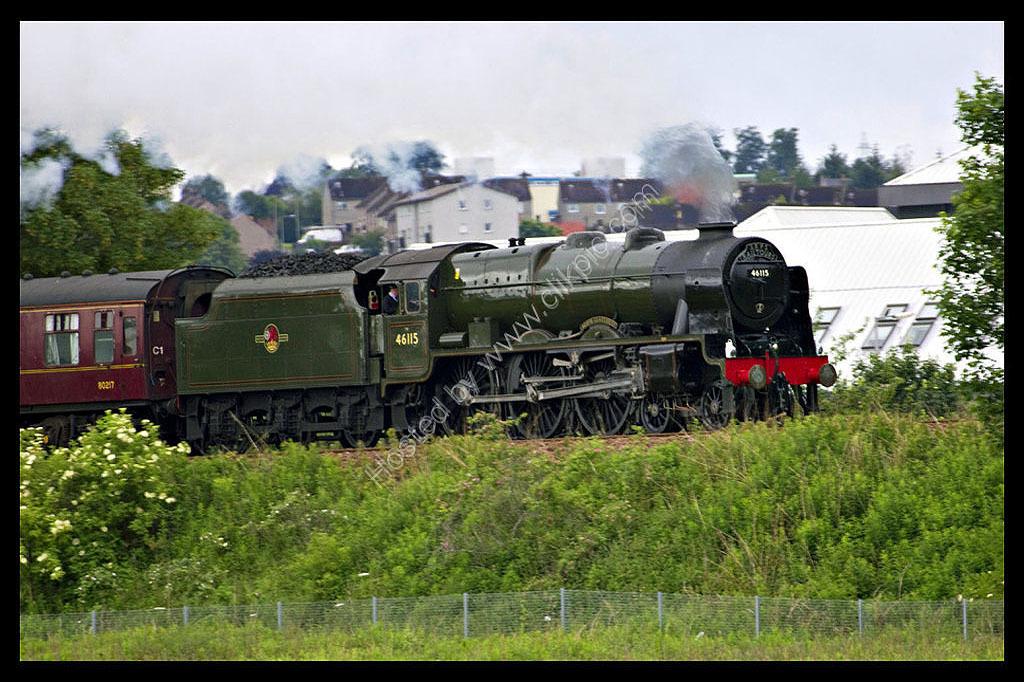 Steam Train Perth