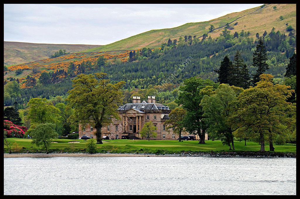 The Club House Loch Lomond Golf Club