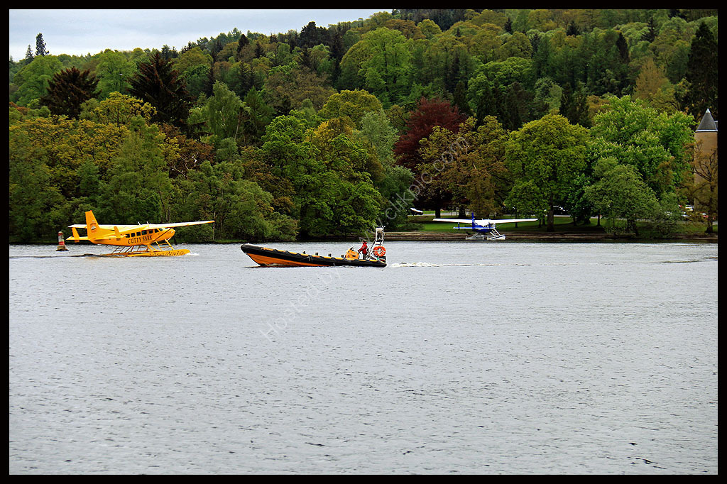Loch Lomond at Cameron House