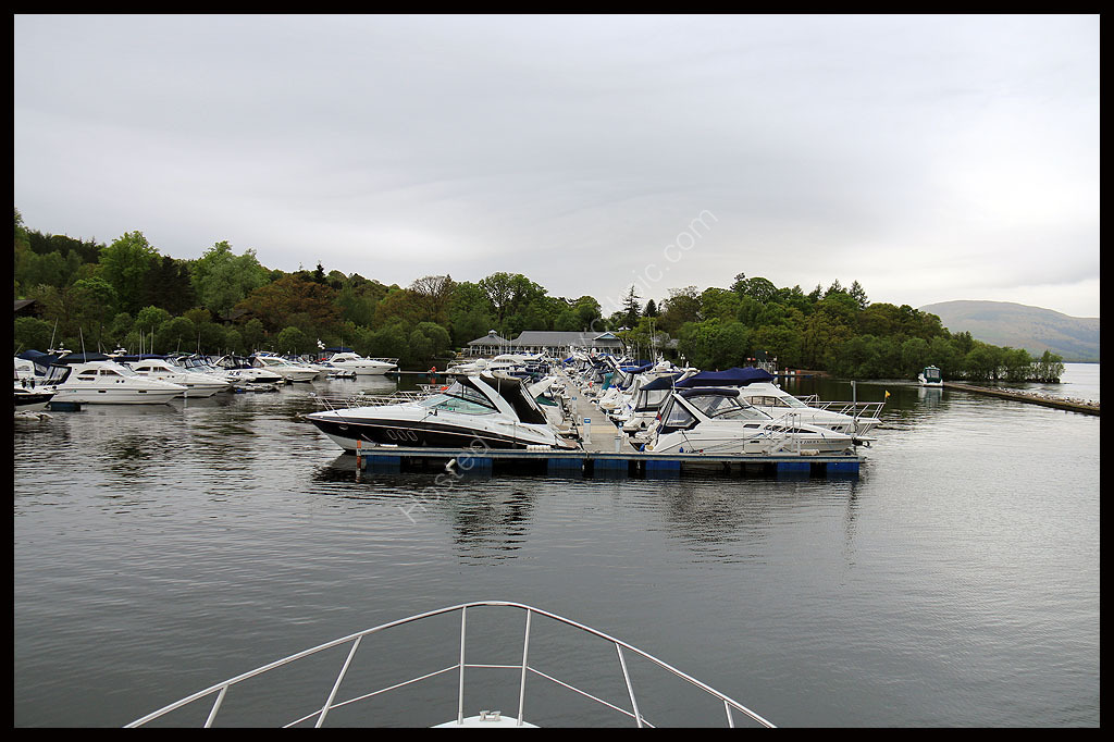 Boat House Loch Lomond